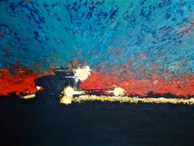 Australian Sunset - Commission